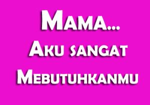 DP BBM Kata Mutiara untuk ibu