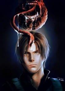 gambar-leon-resident-evil