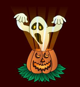dp bbm halloween terbaru