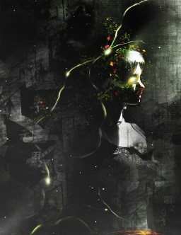 Create Intriguing Manipulation by Mixing Nature and Grunge Elements in Photoshop