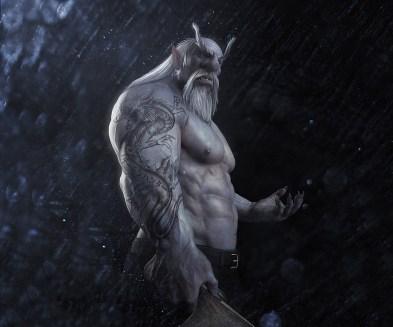 Making Of 'Demon Hunter'