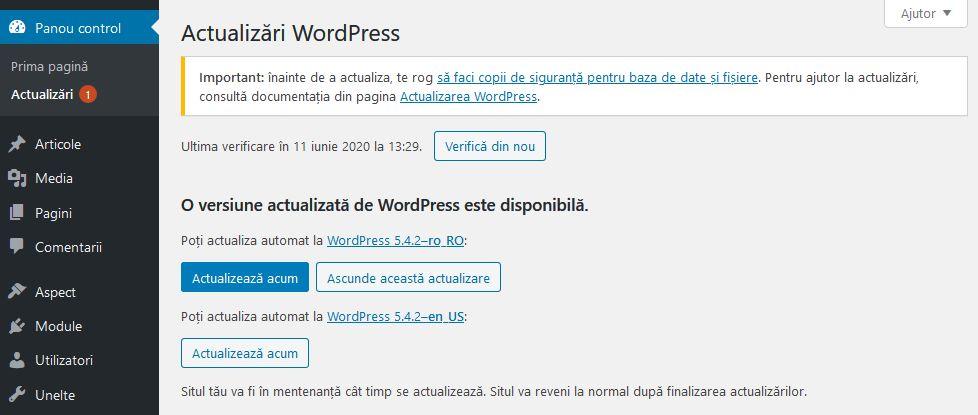 actualizare-wordpress-2