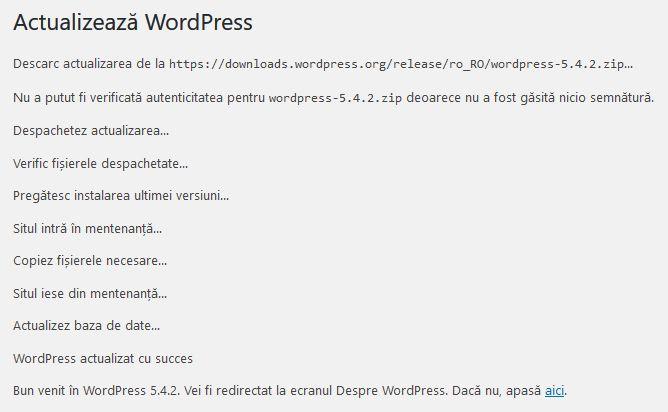 actualizare-wordpress-4