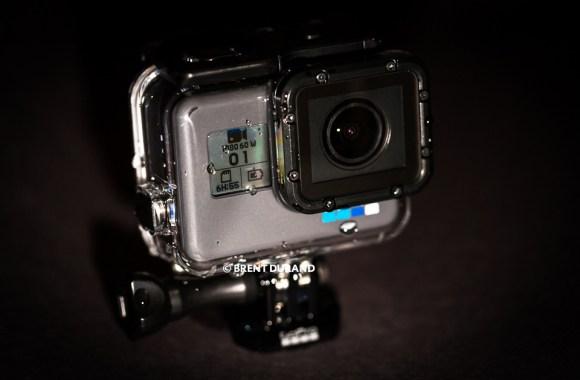 gopro underwater video settings