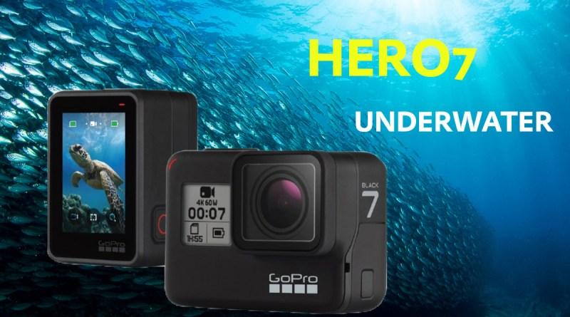 GoPro HERO7 Underwater Video Settings