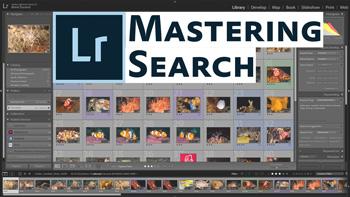 Mastering Lightroom Search video tutorial thumbnail