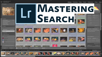 Mastering Lightroom Search video tutorial thumbnail
