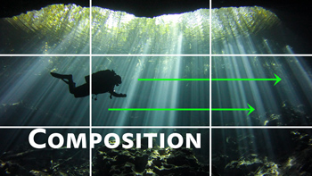 Basic Composition Tips for Underwater Photography
