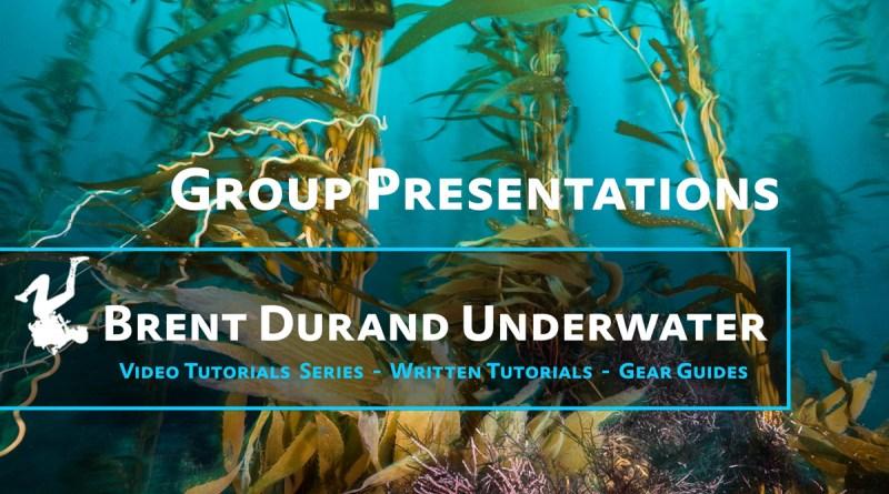 Group Photo Presentations