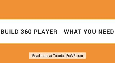 what you need to build a 360 media player