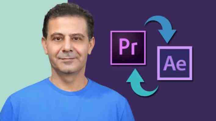 Video Editing: Premiere Pro & After Effects Dynamic Linking