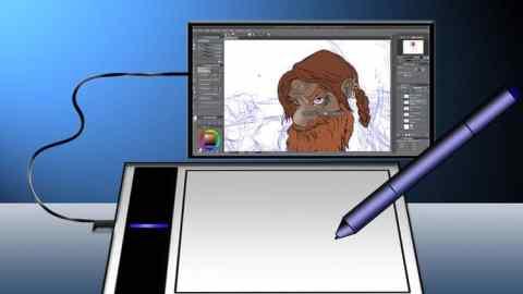 Complete Beginner's Guide to Digital Art