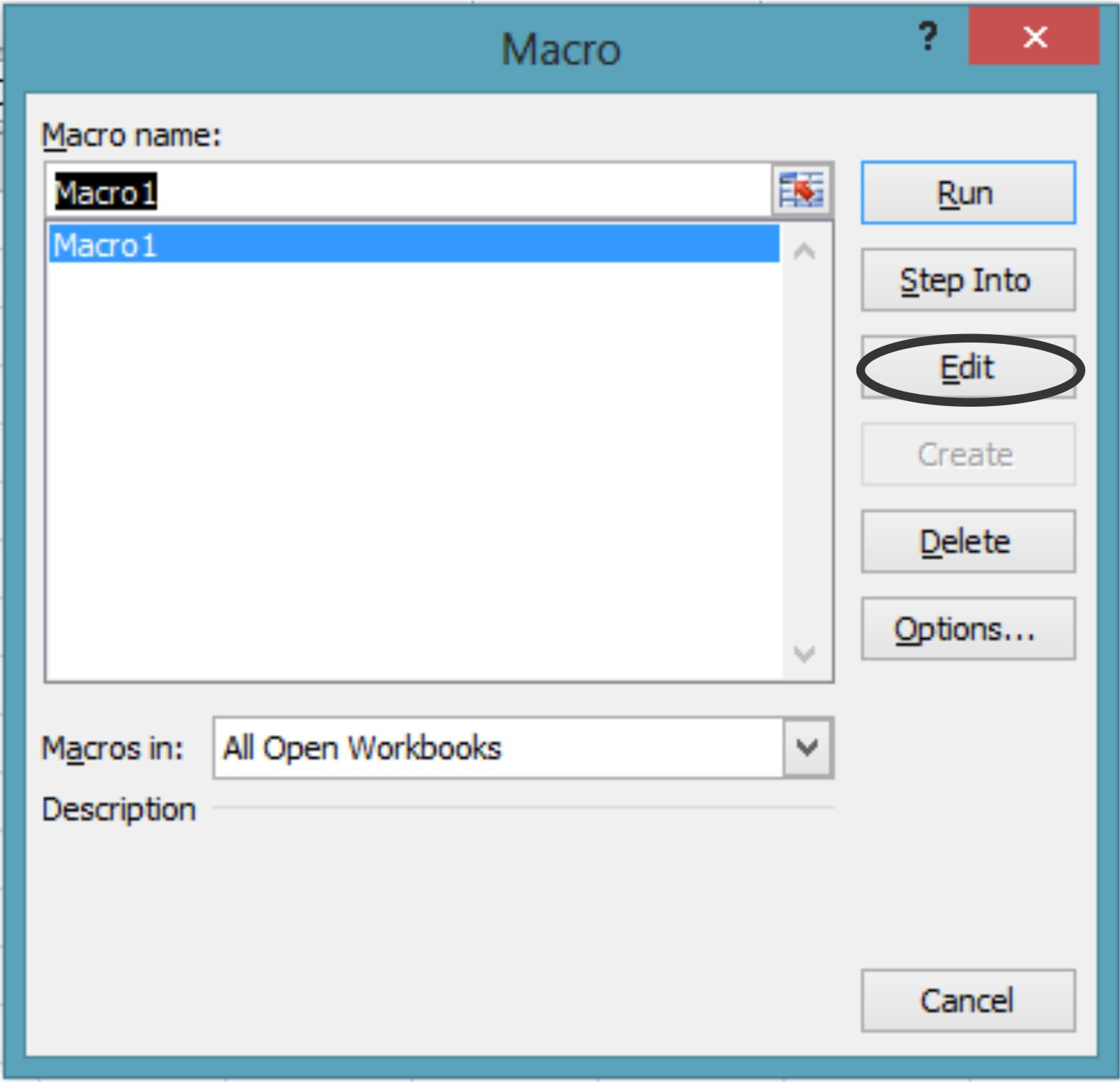 How To Edit And Delete Macros In Excel Wizapps