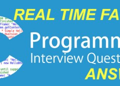 C PROGRAMMING INTERVIEW QUESTION AND ANSWER
