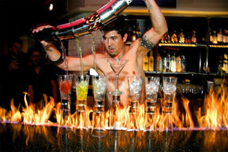 Image result for trick bartender