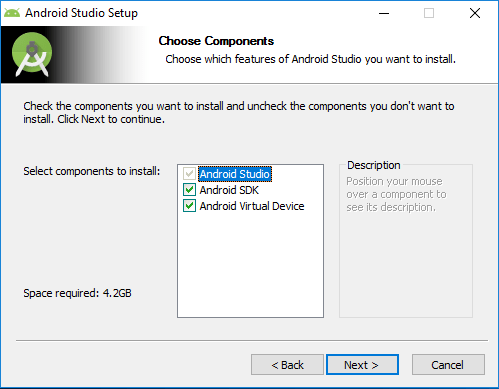 Tutorialwing - Android Studio Install Step-2