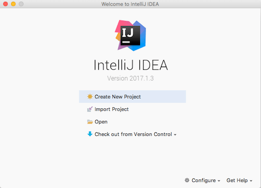 Create Kotlin Project in IntelliJ IDEA