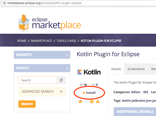 How To Create Kotlin Project In Eclipse - Tutorialwing