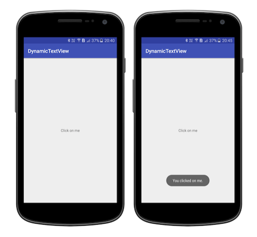 Android Add Views To Linearlayout Programmatically