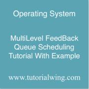 Tutorialwing MultiLevel FeedBack Queue Scheduling Logo of MultiLevel FeedBack Queue Scheduling
