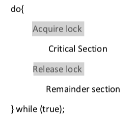 Tutorialwing operating system process synchronization solution using lock