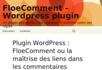 Plugin FloeComment