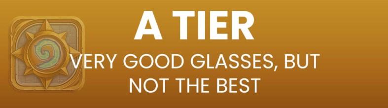 Hearthstone Arena Tier List Tier A