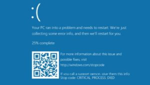 Overview of the critical code shutdown process