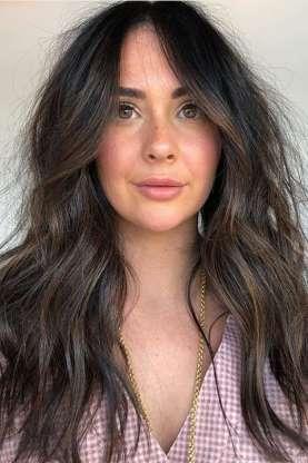 sparkly brunetyte