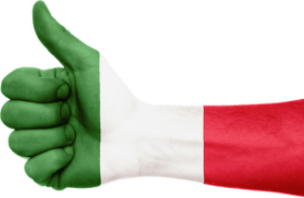 italy yes