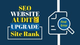 SEO Website Audit Helps to Find Error and Upgrade your Site Rank