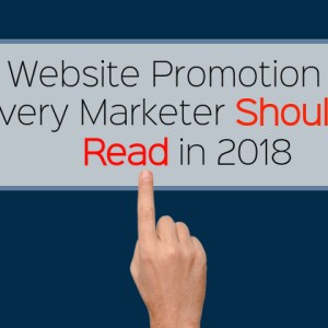 how to promote website