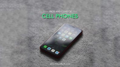 Pros and Cons of Cell Phones