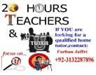 acca tutor, bba tutor in karachi, accounting tutor