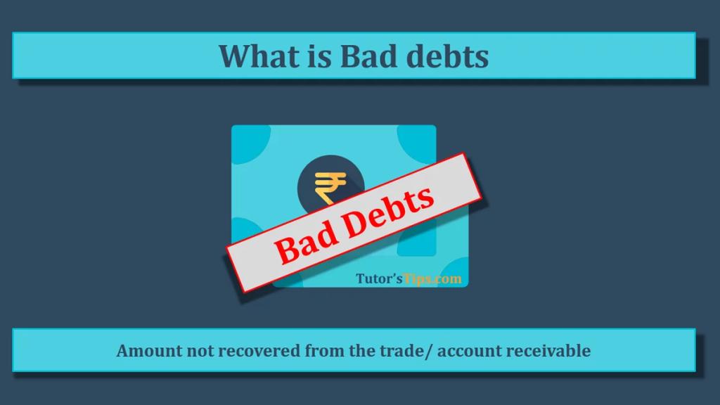 Bad debts feature image