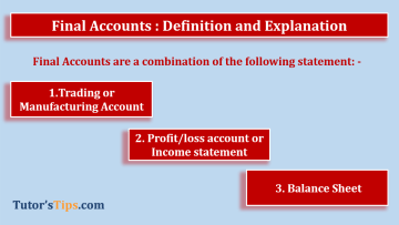 Final Accounts Feature Image 1 - Financial Accounting Tutorial