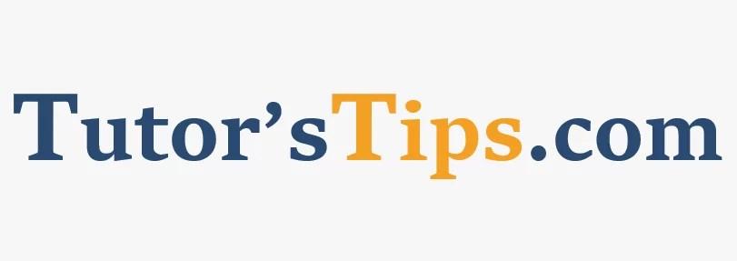 TutorsTips.com- logo