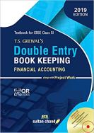 T.S. Grewals Double Entry Book Keeping - Question No 27 Chapter No 5 – T.S. Grewal 11 Class
