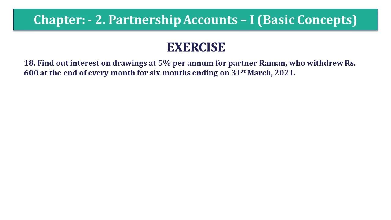 Question 18 Chapter 2 - Unimax Class 12 Part 1 - 2021