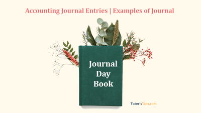 Journal Entries Feature Image