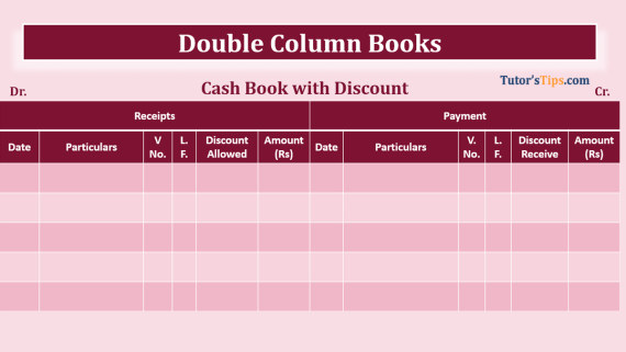 Double column Cash book feature image