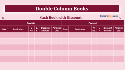 Double column Cash book feature image