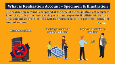 What is Realisation account – Specimen and Illustration