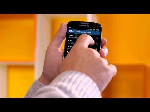 Tuto Android: configurer la connexion internet mobile – Mobistar