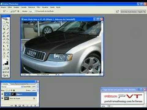 Video Tuto – Virtual Tuning – Fibra de Carbono