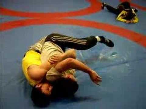 technique de lutte sol 3