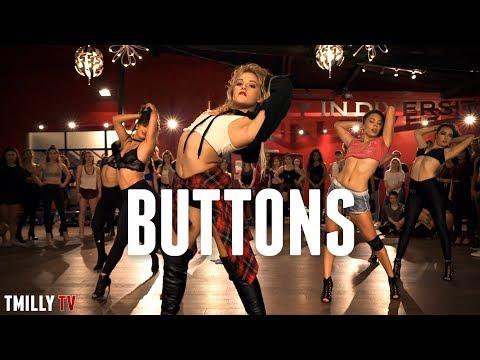 The Pussycat Dolls – Buttons – Choreography by Jojo Gomez | #TMillyTV