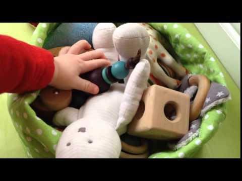 Hochet Montessori pour mon mini