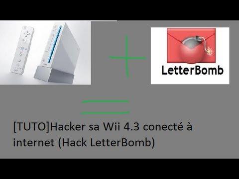 [TUTO]Hacker sa Wii 4.3 conecté à internet (Hack LetterBomb)
