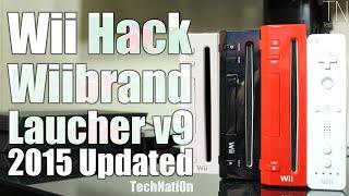How To Hack Nintendo Wii & Install Homebrew Channel Wiibrand Launcher 4.3/4.2/4.1 U/J/E/K 2015 [1/3]